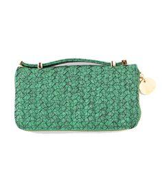 Deux Lux Bleecker Wallet Emerald - Lufli.com