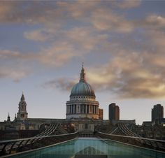 Climb up the dome of St Paul's Cathedral and then a further 271 steps to the Golden Gallery at the very top of the dome.