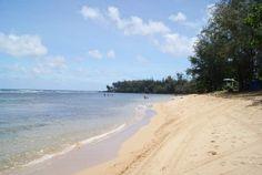 Anahola Beach Park in Kauai