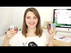 Drugstore Makeup Haul | essiebutton (+playlist)