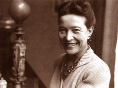 """""""Non si trasforma la propria vita senza trasformare se stessi."""" (Simone de Beauvoir)"""