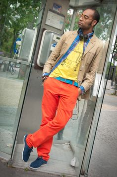 Dockers Alpha Khaki Colors spring summer 2012