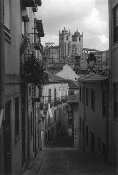 Fotografia Analógica * Nikon - Vista da Sé do Porto