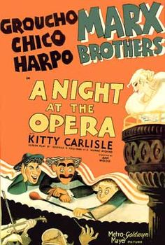 Love the Marx Brothers.