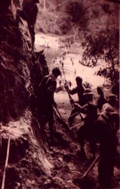 June 20, 1966     The 24th PAVN regiment that had begun the fighting at the Dak To CIDG camp/ARVN base at Tou Morong on June 6 escapes to the safety of its Laotian base.