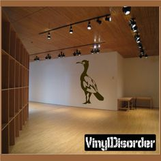 Birds Wall Decal - Vinyl Decal - Car Decal - CF112