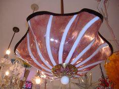 Blown Glass Chandelier - Lighting - Chandelier - Art Glass Lighting USA Artisan by PrimoLighting on Etsy