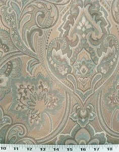 Hollyhock Cappuccino | Online Discount Drapery Fabrics and Upholstery Fabric Superstore! $9.98