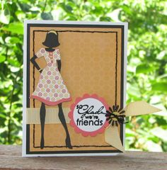 Forever Young Cricut Cartridge Card