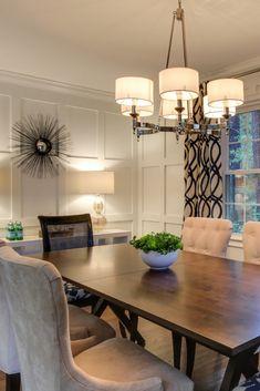 Dining room details #lighting #diningroom #homedecor #interiordesign