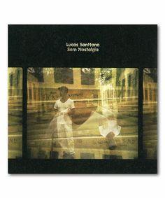 Lucas Santtana(ルーカス・サンタナ)「 Sem Nostalgia」。バイーア出身のマルチプレーヤー、ルーカス・サンタナの2008年録音作品の再発盤。今になって知ったが、アート・リンゼイが参加しているようです。ヘッドホンで聴くのがおすすめ。