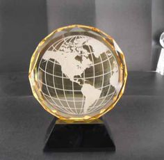 Exclusive collection of Golden Globe Awards, Engraved Crystal Globe Award, Crystal Globe Trophies, Crystal World Globe, Crystal Golden Globe Awards & Gifts Golden Awards, Golden Globe Award, Golden Globes, Crystal Gifts, Clear Crystal, Crystal Awards, Recognition Awards, 3d Laser, Black Crystals