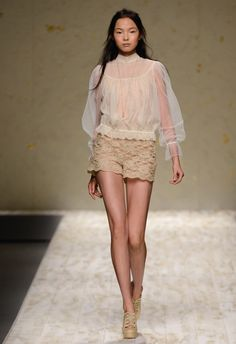 Blugirl Spring-Summer 2013 Fashion Show Collection