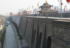 ancient city wall xian - Google Search