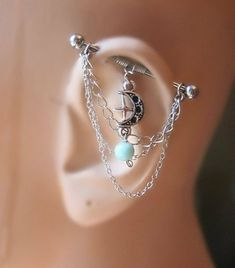Photo | 26 Unique Ear Piercing Ideas | Bustle