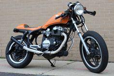 """Honda CB 450 """"Nighthawk"""""""