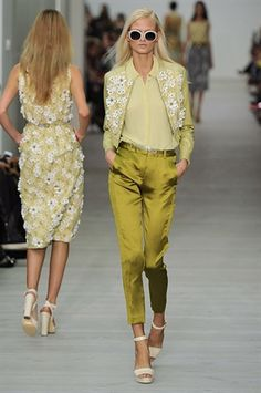 London Fashion Week September 2013 - Matthew Williamson Spring/Summer 2014