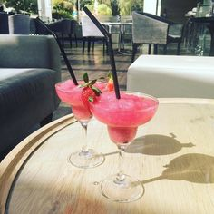 Frosé Fridays @the_cape_milner - 2 for 1 frosés and tapas from 4-7pm ...the perfect way to end the week! : @laradawnjackson