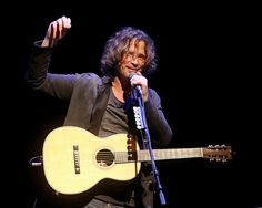 Higher Truths: Chris Cornell Takes Us Behind the Music