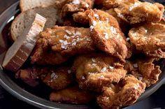 Králičí marinované řízky | Apetitonline.cz Chicken Wings, French Toast, Meat, Cooking, Breakfast, Ethnic Recipes, Kitchen, Morning Coffee, Brewing