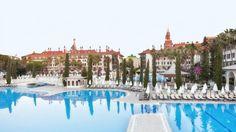 Hotel Wow Topkadi Palace, Lara, Antalya, Turcia Antalya, Palace, Tours, Mansions, House Styles, Beach, Outdoor Decor, Holiday, Greece