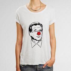 36700dcf6 Matt Patricia wear Roger Goodell Clown Woman s T-Shirt