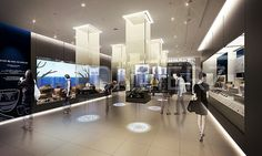 Client: SK M&C  Planning, Design: D*Concierz, Yong-Jin Kim  CG: D*Concierz