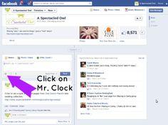 Scheduling Posts on Facebook Tutorial