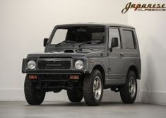 Japanese Classics | 1990 Suzuki Jimny Suzuki Jimny, Drive Time, Vehicles, Japanese, Katana, Samurai, Baby, Inspiration, Biblical Inspiration