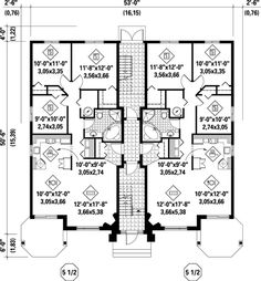 Fabulous Country Multi Family Plan 87348 Lakes Bathroom And Bedrooms Largest Home Design Picture Inspirations Pitcheantrous
