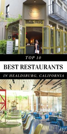 Looking to enjoy Northern California's best restaurants? Head to Healdsburg in Sonoma County for great food and wine...find out Emily's top dining recommendations on The JetSetting Fashionista: Healdsburg Restaurants, Healdsburg Wineries, Healdsburg California, Sonoma County California, California Restaurants, California Food, Visit California, Farm Restaurant, Wine Tasting Experience