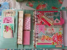 The Scrappy Appleyard: Jouranling, Planning, My New Kikki K Planner...