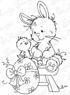 Easter Bunny - Click Image to Close