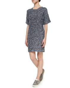 Space-Dye Knit Dress by Vince at Neiman Marcus.