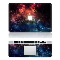Beautiful Nebula -- Macbook Protective Decals Stickers Mac Cover Skins Vinyl Case for Apple Laptop Macbook Pro/Macbook Air/iPad
