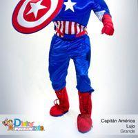 Capitán América (lujo)
