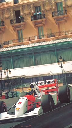 """""""Ayrton´s qualifying laps were always breathtaking. He was so awesome it was hard to distinguish one bit of awesome from another. He was just a phenomenal racing driver."""" - Ron Dennis"""