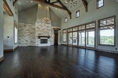 German Texas Farmhouse - Estate Homes - Portfolio - Olson Defendorf Custom Homes