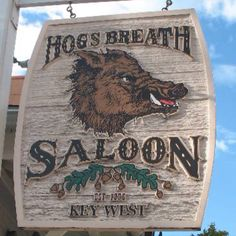 Hogs Breath, Key West, Fl