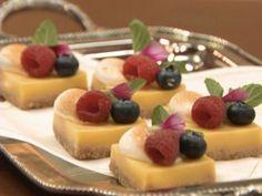 Squares de limón - Chef. Paulina Abascal - http://elgourmet.com/receta/squares-de-limon