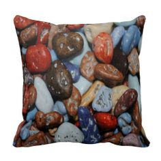 Rock Candy American Pillow