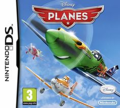 PLANES DISNEY VIDEOJUEGO FÍSICO NINTENDO DS DSi PHYSICAL VIDEOGAME DS
