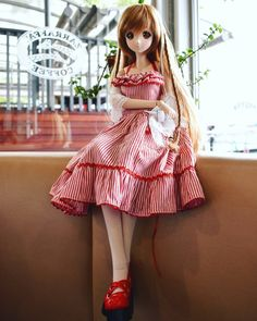 Smart Doll Mirai Suenaga by simplykattastic