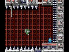 Mega Man by Capcom for the Nintendo Entertainment System #NES - Playthrough by MaXingTien