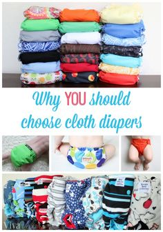 Thinking about using cloth diapers?  This post is for you!