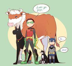 kazumscale:  Damian & Friends(?)