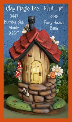 1 million+ Stunning Free Images to Use Anywhere Polymer Clay Fairy, Polymer Clay Projects, Clay Fairy House, Fairy Houses, Ceramic Bisque, Ceramic Clay, Bottle Art, Bottle Crafts, Crea Fimo