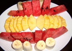Costa Rican fruits (from post: The DO's and DON'T's of Costa Rica Travel)