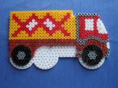sandylandya@outlook.es  Truck hama beads