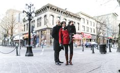 Vancouver, Gastown, Photographer